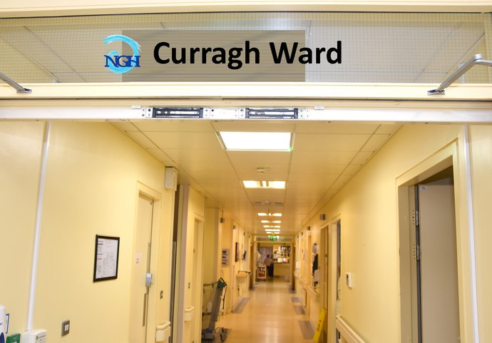 Curragh Ward
